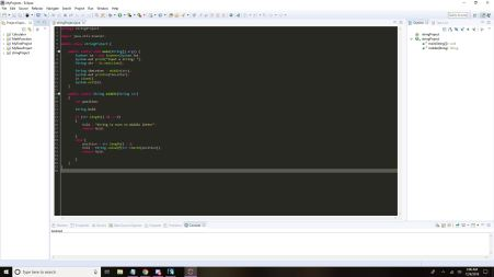 Eclipse Java Code Example